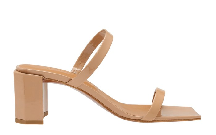 By FAR Tanya sandals at Level Shoes.