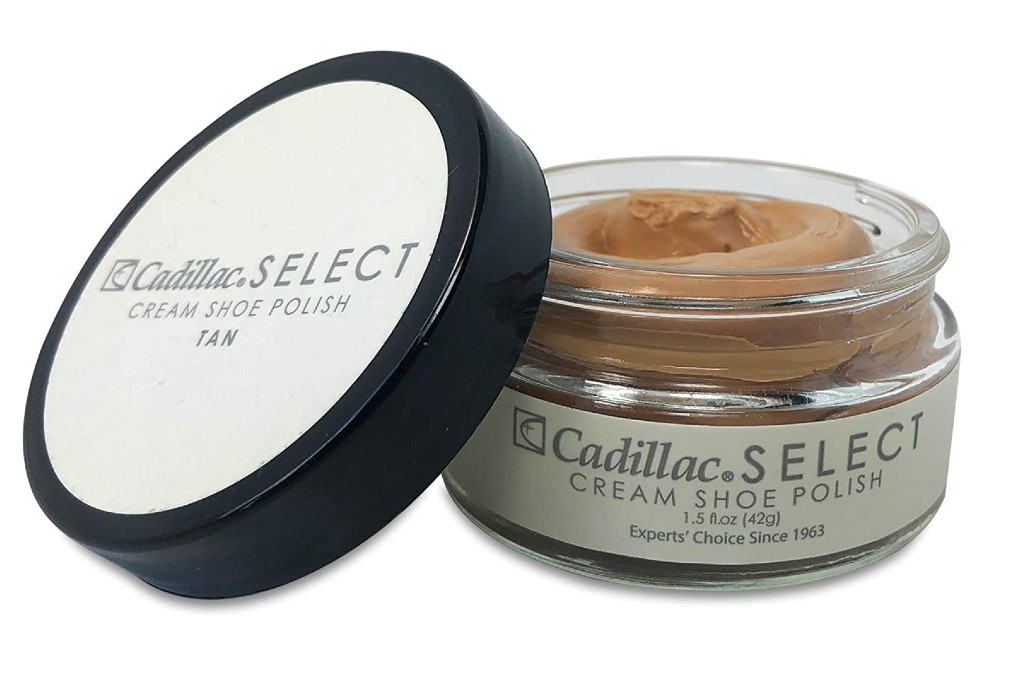 Cadillac Select Premium Cream Shoe Polish