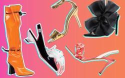 Designers & Campy Shoes: Manolo Blahnik,