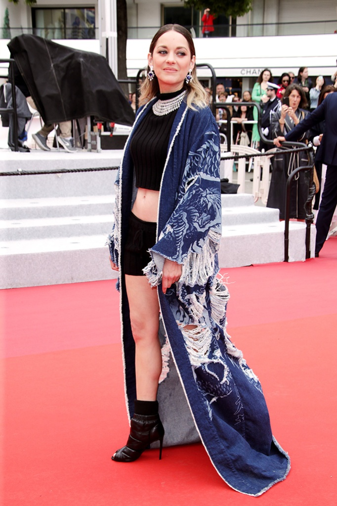 Marion Cotillard'Matthias and Maxime' premiere, 72nd Cannes Film Festival, France - 22 May 2019 Wearing Balmain