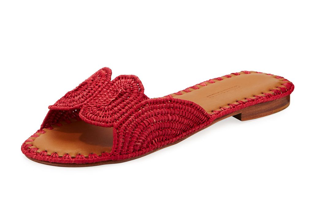 summer 2019, slide, sandal, trend, carrie, forbes