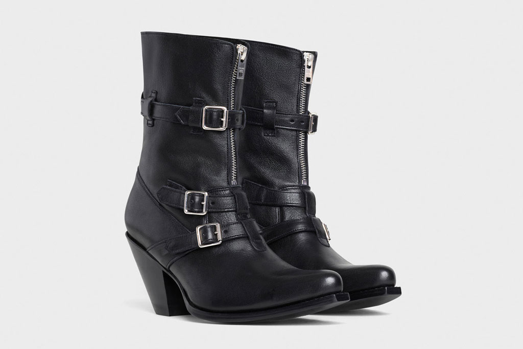 Celine Berlin bootie, ankle boot, lady gaga, celebrity style