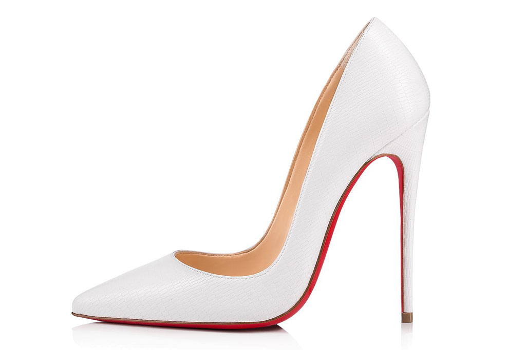 Christian Louboutin So Kate pump