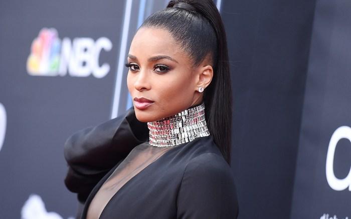 CiaraBillboard Music Awards, Arrivals, MGM Grand Garden Arena, Las Vegas, USA - 01 May 2019