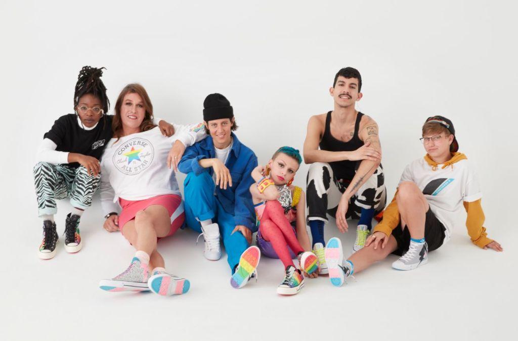 converse, pride, Converse's Pride Collection 2019, sneakers