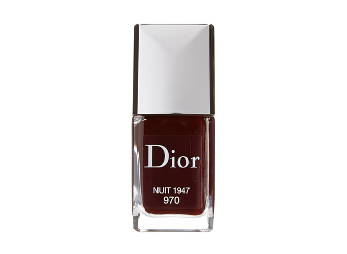 Dior Vernis Gel Shine & Long Wear Nail Lacquer nuit 1947