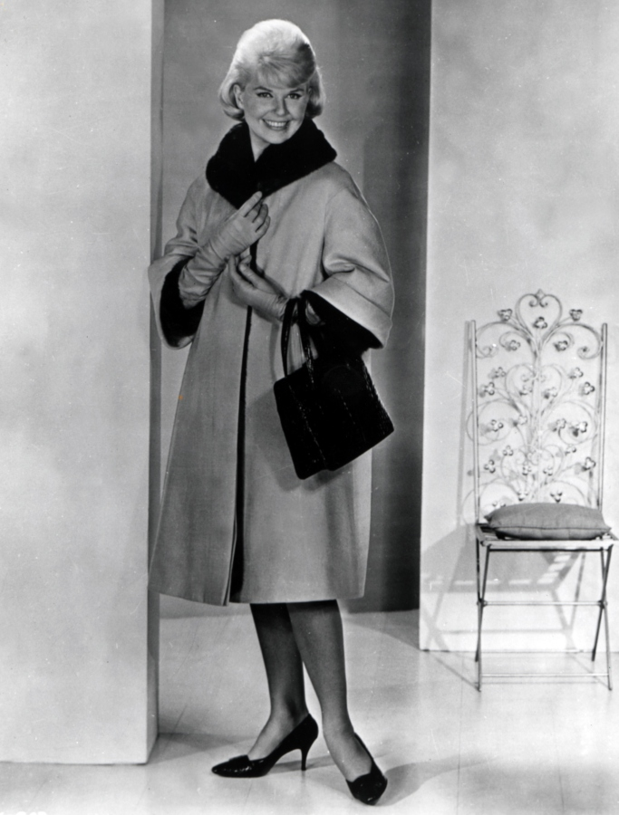 doris day in That Touch Of Mink, 1962
