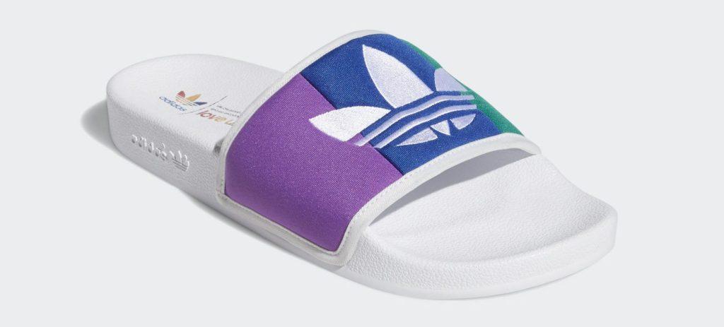Adidas Adilette 'Pride'