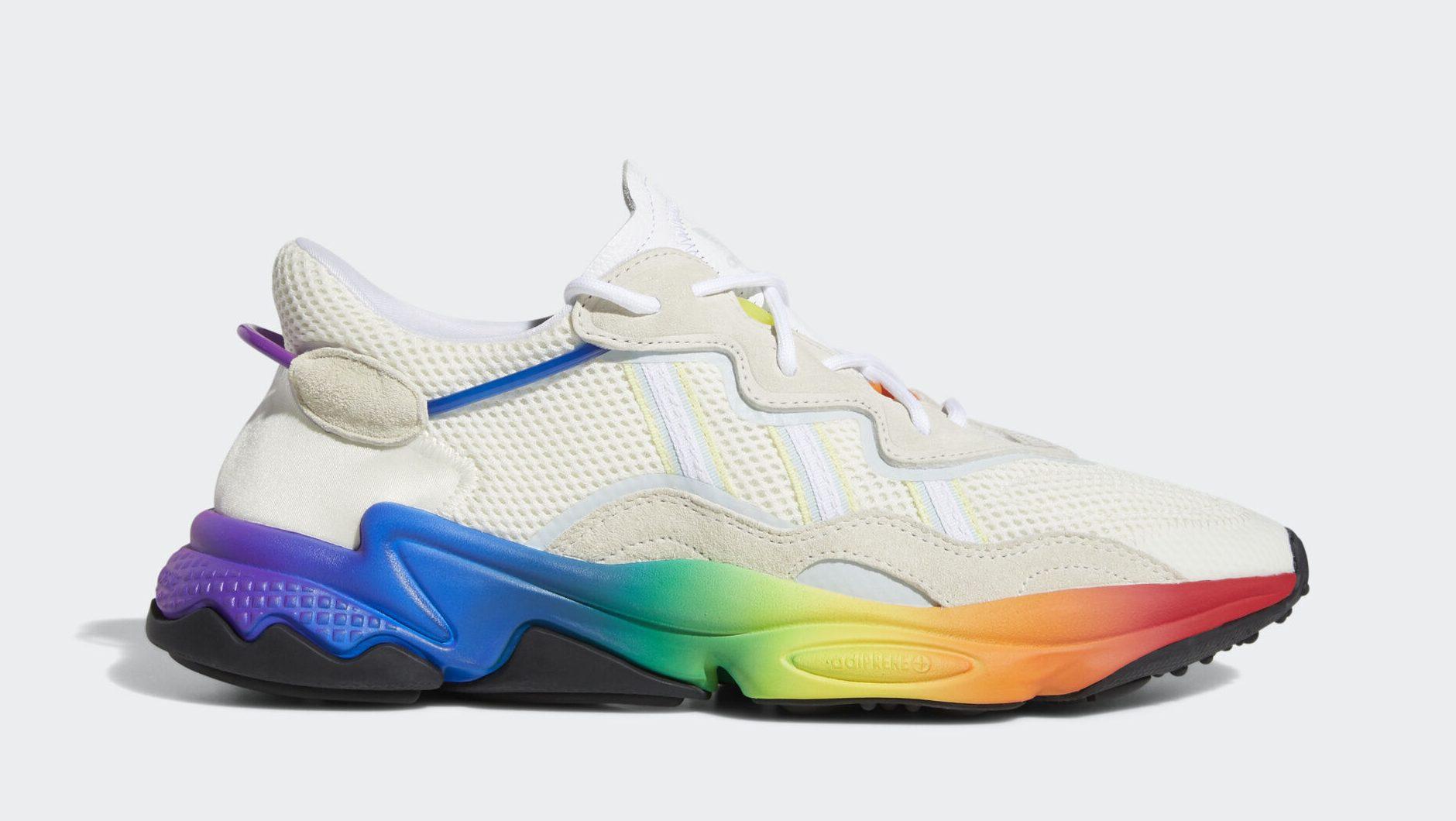 Adidas Ozweego 2019 'Pride' Shoes