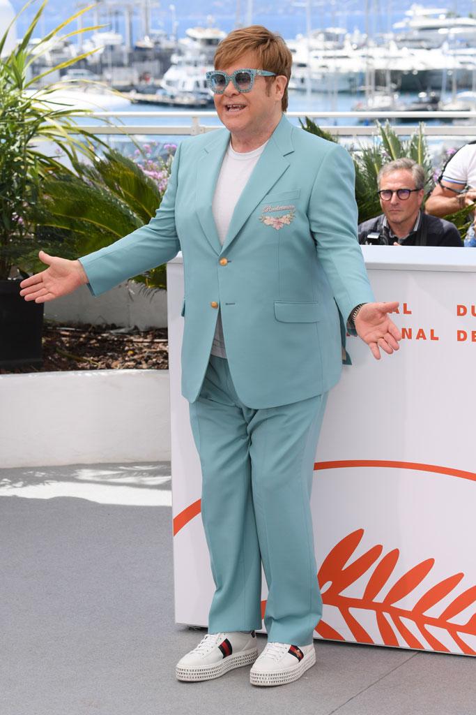 Elton John , cannes film festival 2019, rocketman