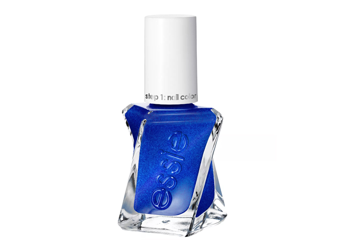 Essie Gel Couture Front page worthy nail polish