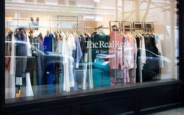 TheRealReal, flagship store, Madison Avenue