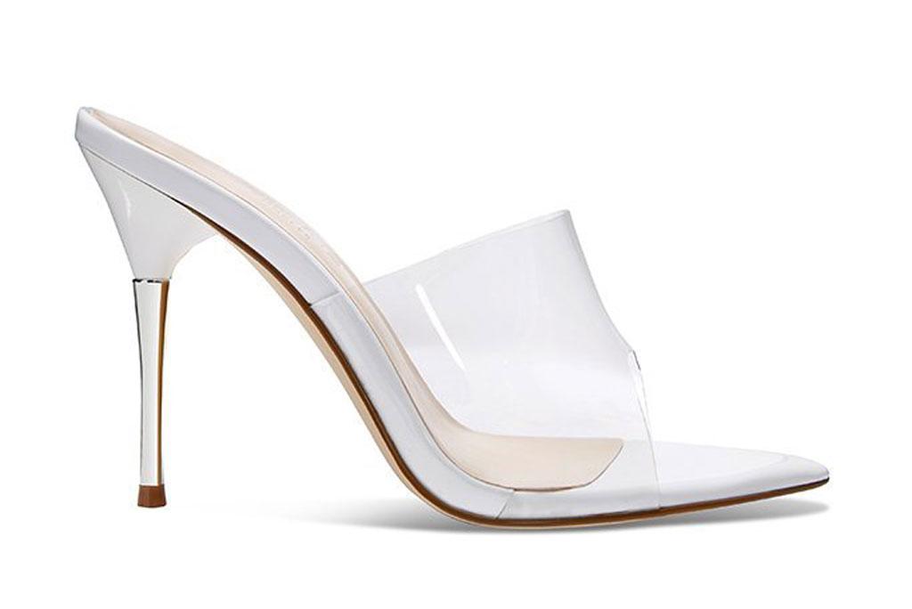 Femme Shoes clear mule