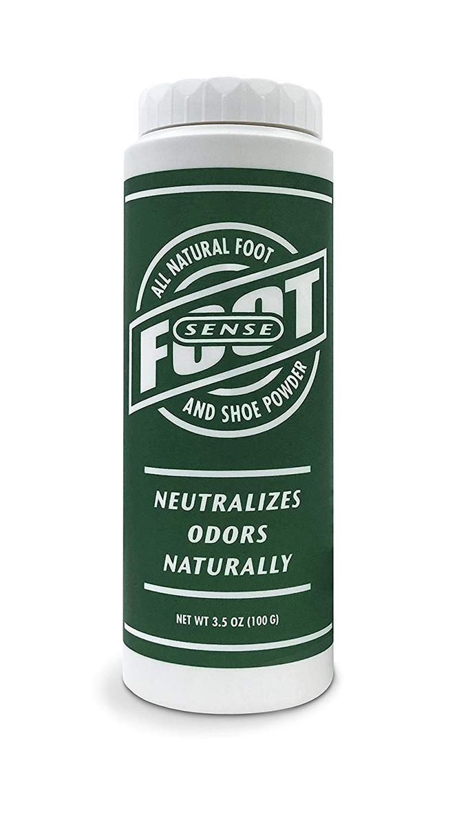 foot sense smelly feet powder