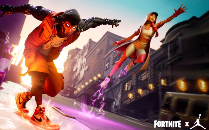 negocio Confesión Asesinar  Fortnite x Jordan Brand Collab: Everything You Need to Know – Footwear News