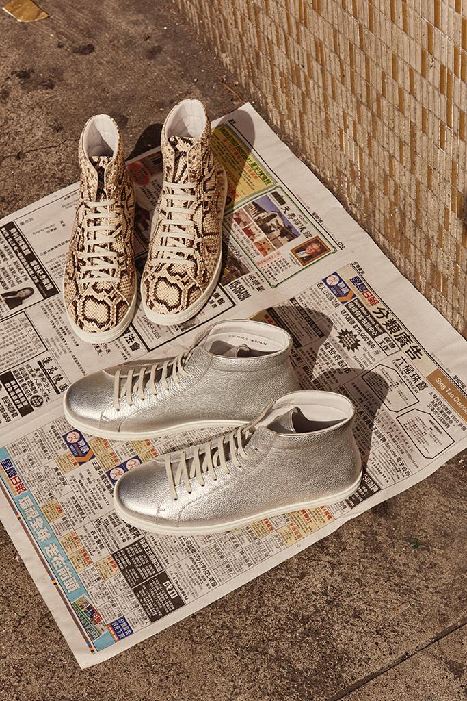 SAL hightop, freda salvador, spring shoes