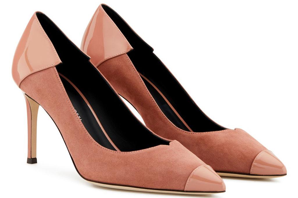 Olivia Culpo, giuseppe zanotti adela heels