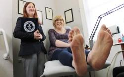 Guinness World Records, Julie Felton, largest