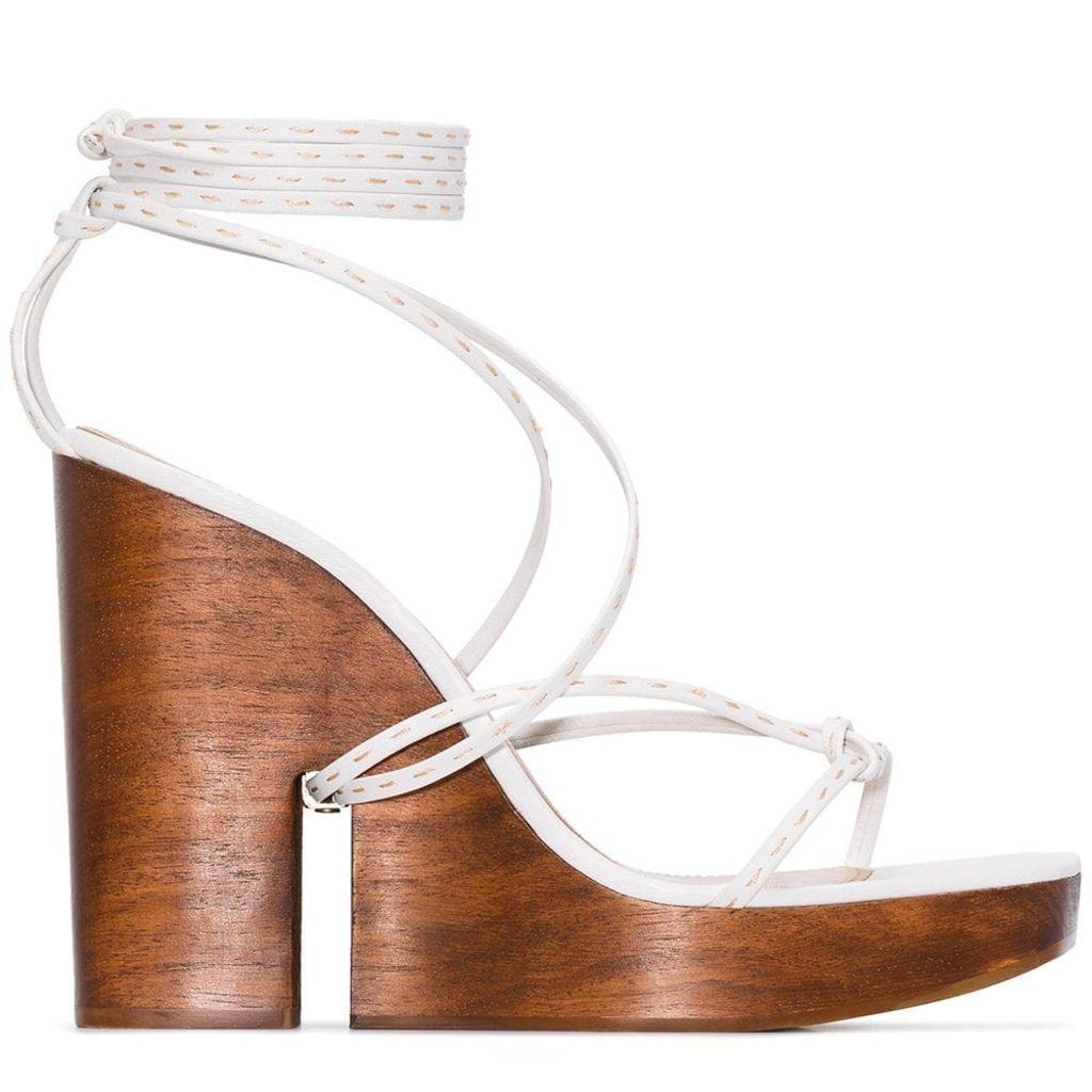 summer 2019, sandal, trends, platform, jacquemus