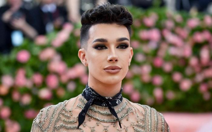 James Charles, 2019 met gala, celebrity style
