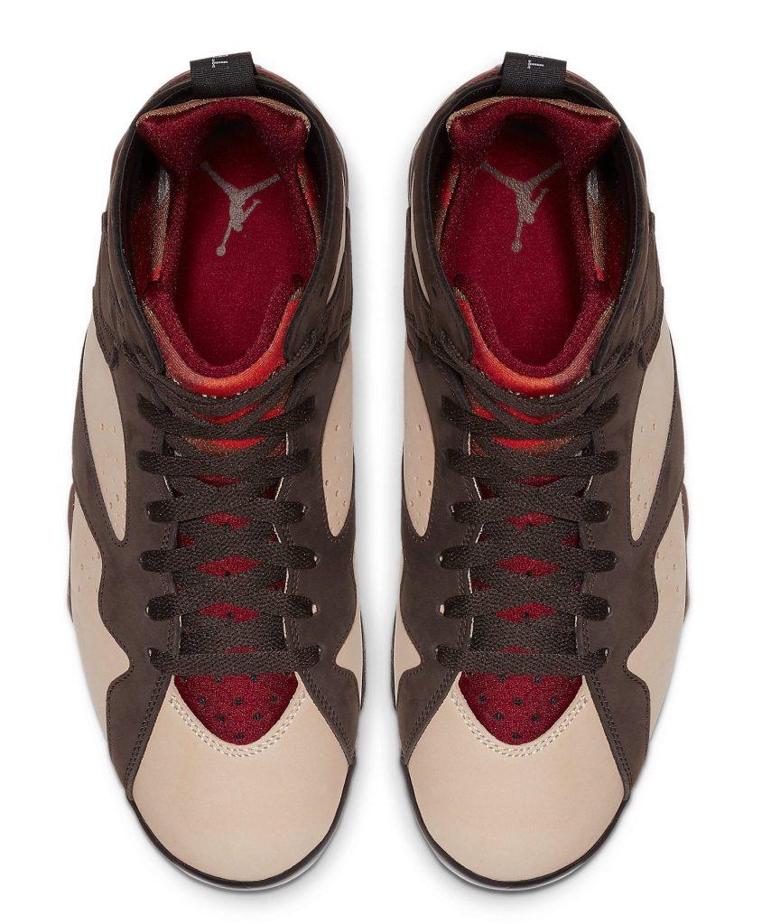 Patta x Air Jordan 7 Top