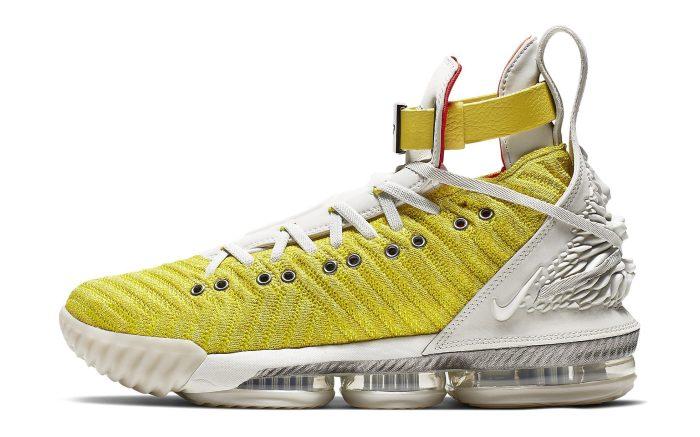 Harlem's Fashion Row x Nike LeBron 16 'Harlem Stage'