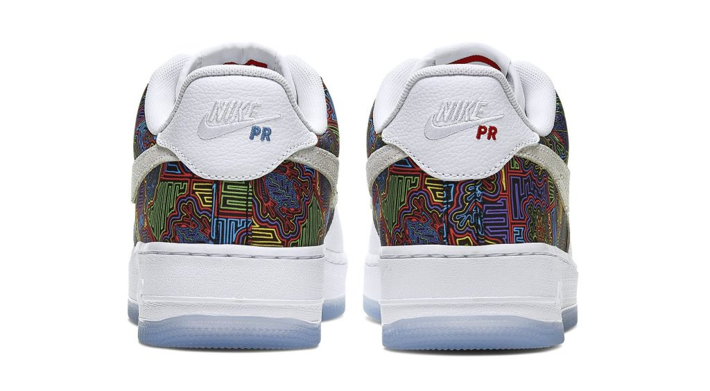 The 'Puerto Rico' Nike Air Force 1 Low