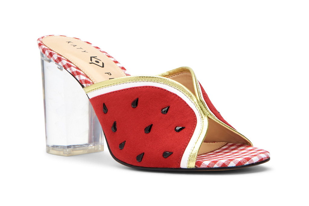 Katy Perry Collections Picolo watermelon heel
