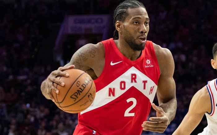 Toronto Raptors Kawhi Leonard