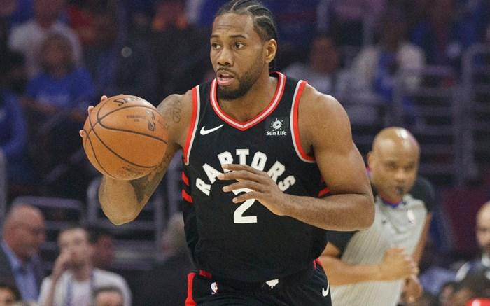 Raptors 76ers Basketball Kawhi Leonard New Balance