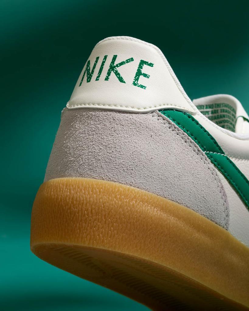 J.Crew x Nike Killshot spring green