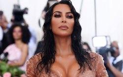 Kim Kardashian, 2019 met gala, red