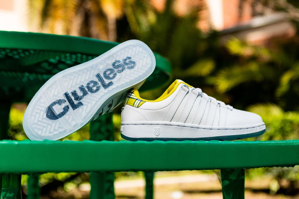 K-Swiss x Clueless sneakers