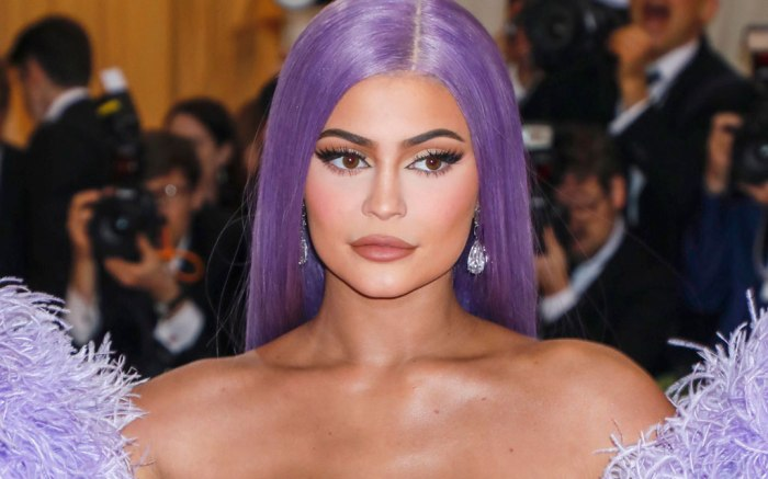 Kylie Jenner, met gala, celebrity style, red carpet