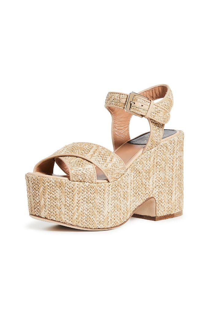 summer 2019, sandal, trends, platform, laurence, dacade