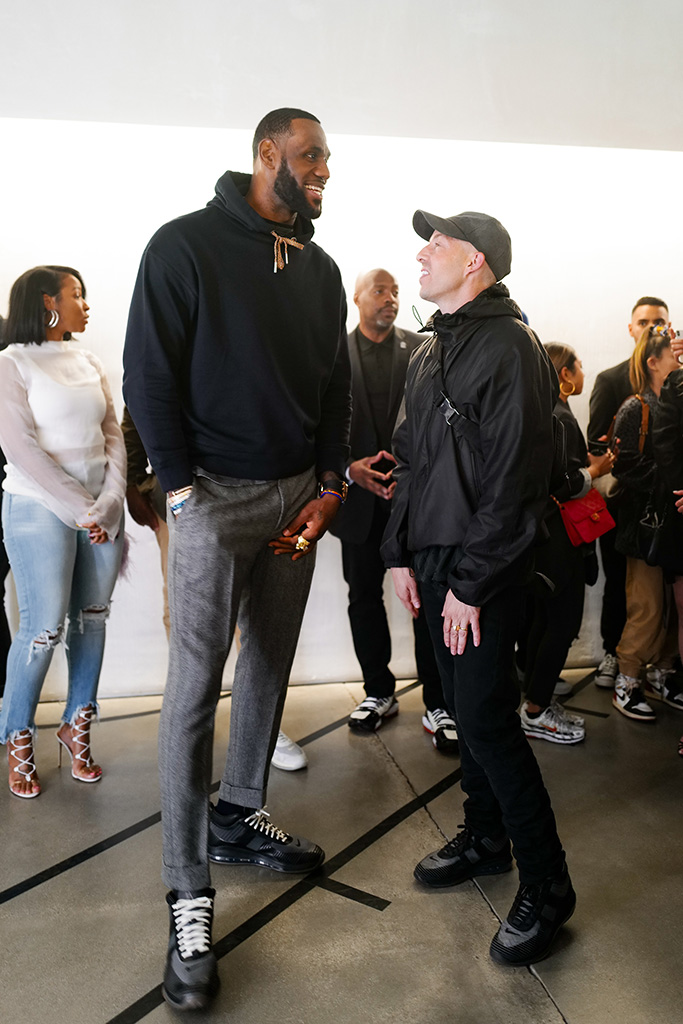 LeBron James Nike Icon x John Elliott