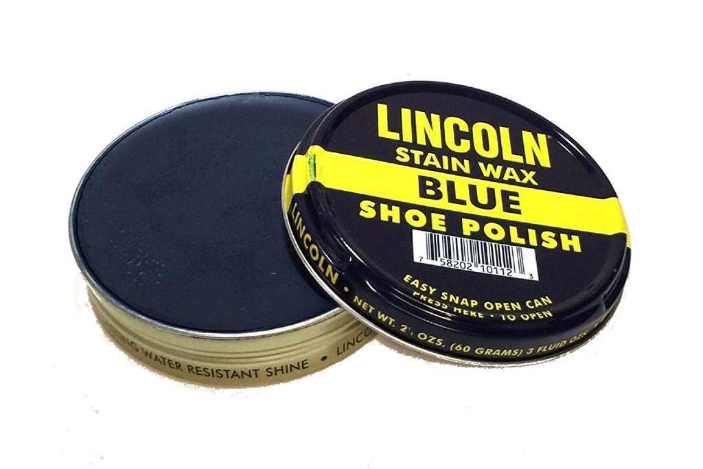 Lincoln Stain Wax Shoe Polish