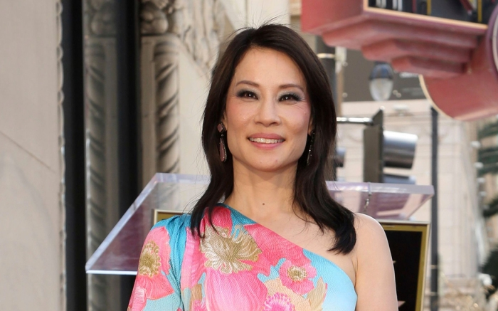 lucy liu, hollywood walk of fame, star of fame