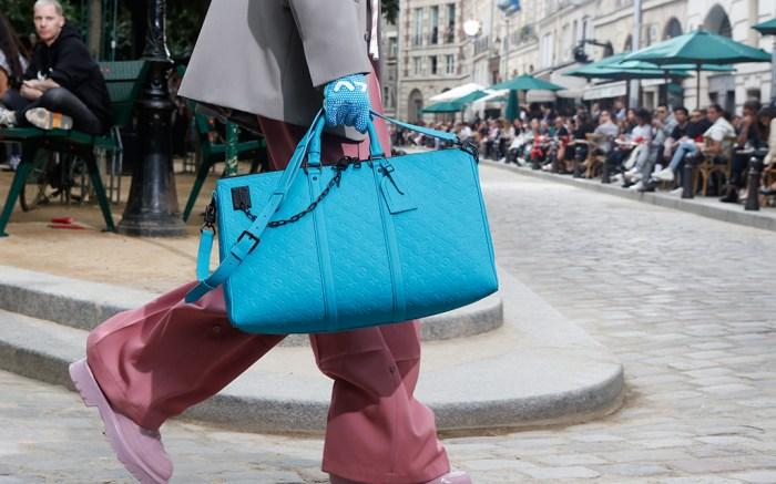 Louis Vuitton spring 2020, Paris Fashion Week, Men's.