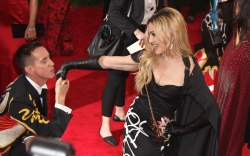 Jeremy Scott and Madonna, met gala,