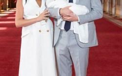 Kate Middleton & Meghan Markle's Postpartum Style