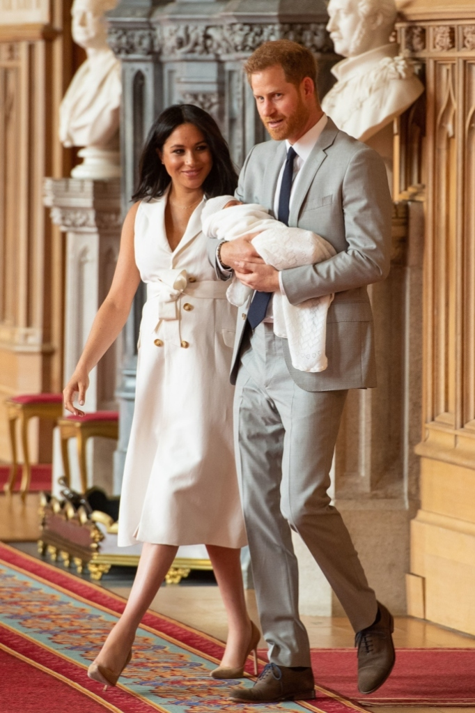 meghan markle and prince harry baby