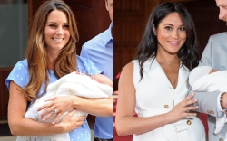 meghan markle post baby style, kate