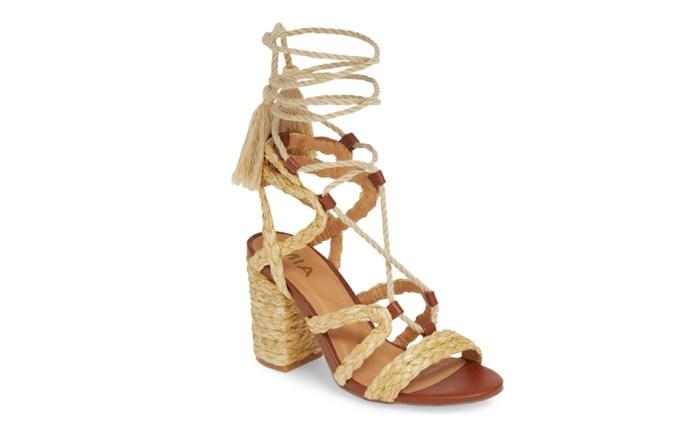 best rope sandals mia raffia rope sandal
