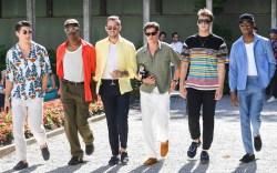 Milan Fashion Week Men's Street Style