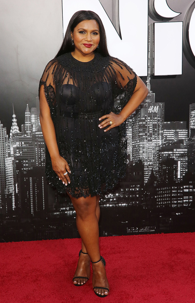 Mindy Kaling 'Late Night' Film Premiere, Arrivals, The Orpheum Theatre, Los Angeles, USA - 30 May 2019Wearing Valentino, Shoes by Stuart Weitzman