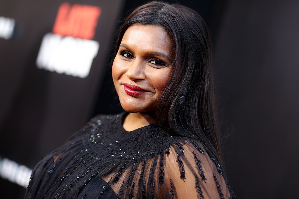 Mindy Kaling Late Night Premiere