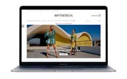 MyTheresa homepage