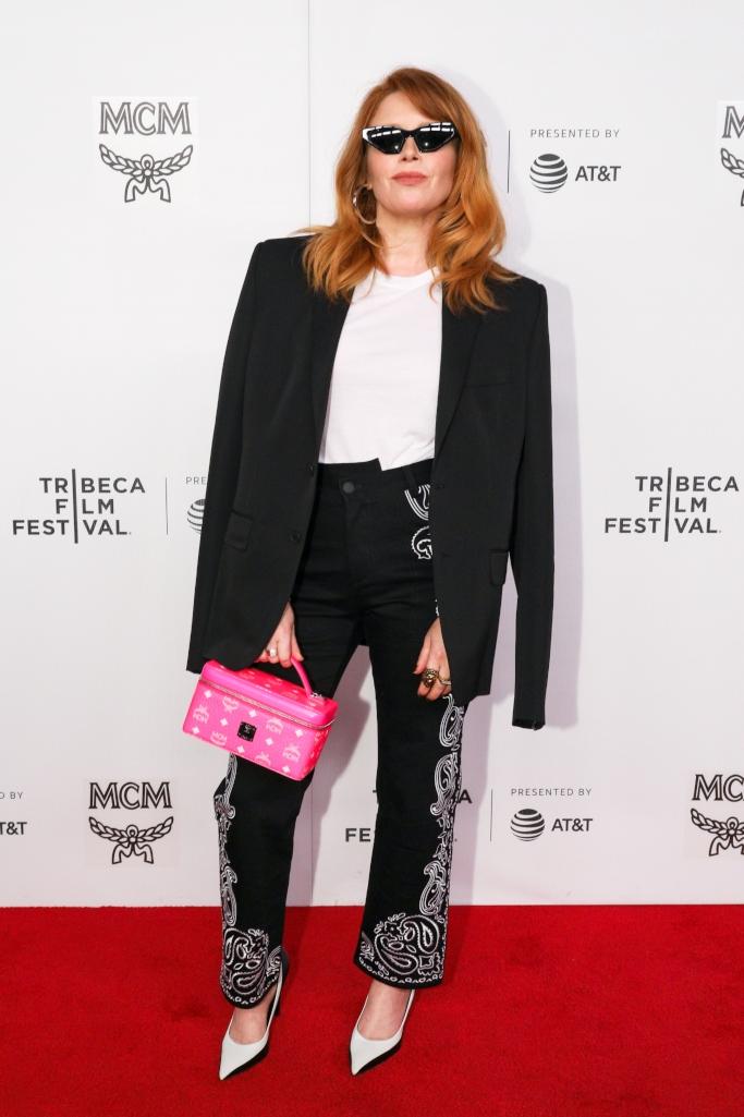 Natasha Lyonne, mcm, tribeca film festival