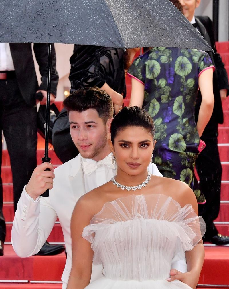 'The Best Years of a Life' , nick jonas, priyanka chopra, cannes film festival, umbrella